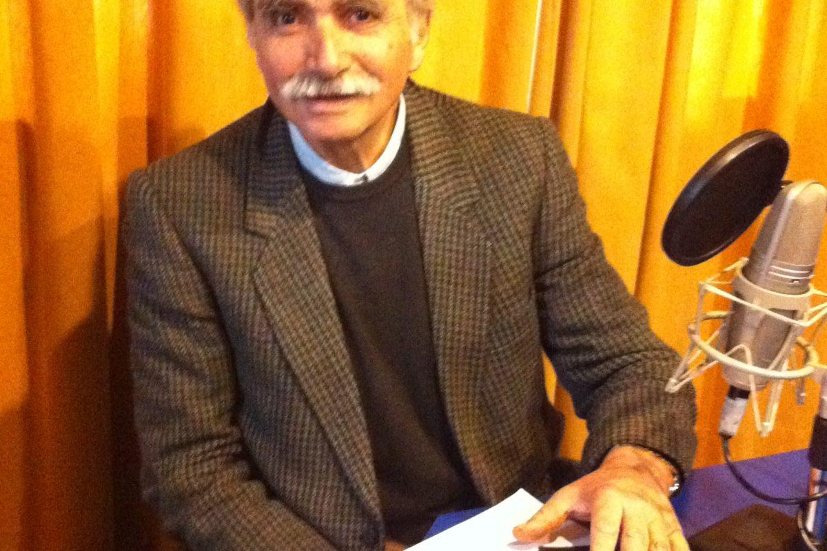 Hugo Villela amigo, compañero y colega de Patricio Biedma