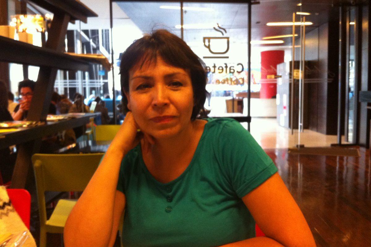 Viviana Gallardo sobrina de Catalina Gallardo