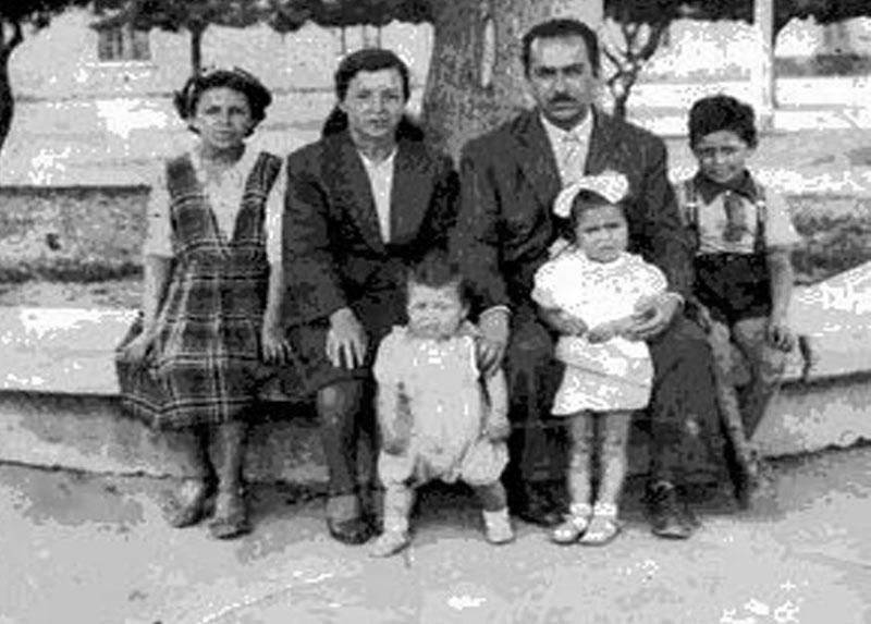 Familia Guerrero - Ceballos.