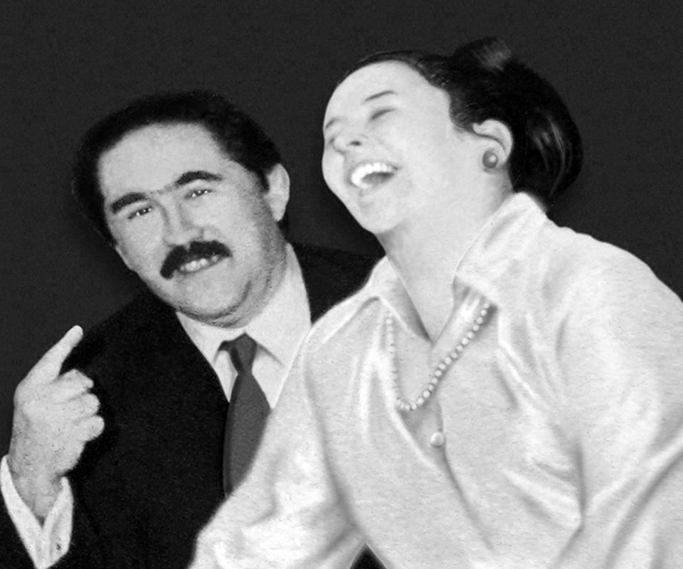 Mariolito y Graciela