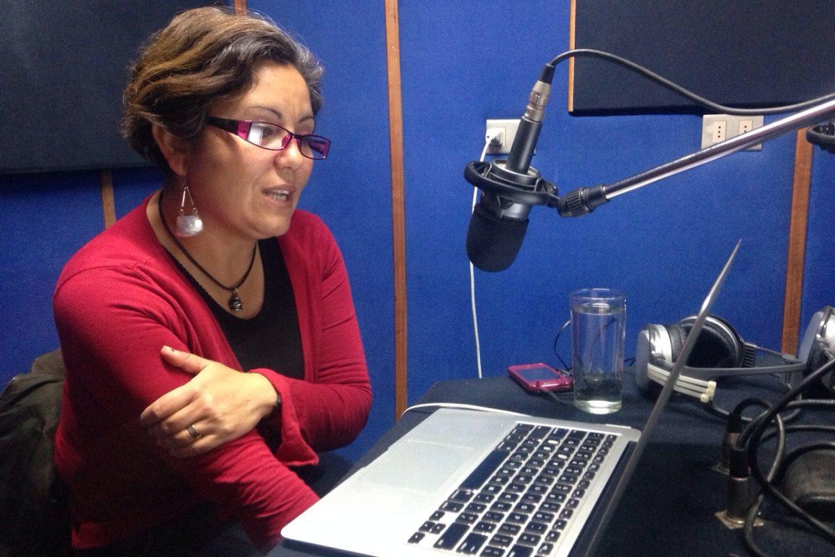 Yorka Salinas hija de Margarita Martin