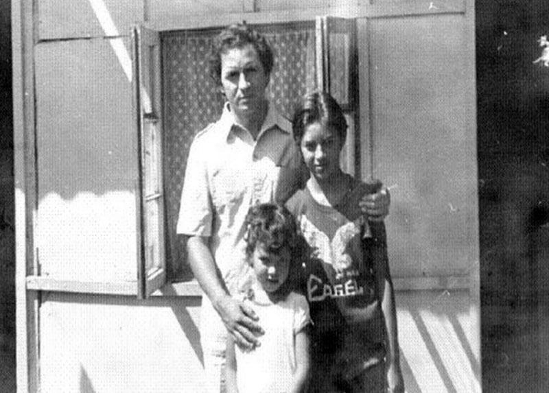 Manuel Guerrero, Manuelito y América, a principios de los '80.
