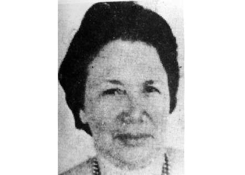 María Olga Flores Barraza