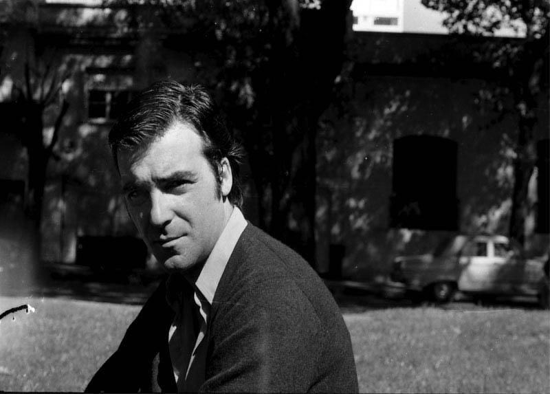 Patricio en Buenos Aires en Abril de 1975.