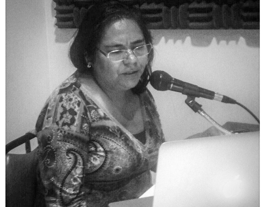 Geraldina Aguilera hija de Arturo Aguilera