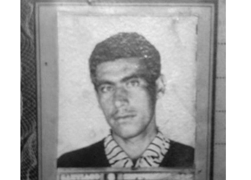Freddy Molina, Santiago, 1966.