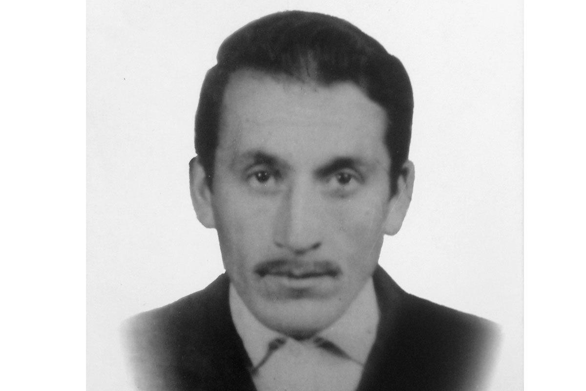 Carlos Maldonado Torres, alrededor de 1960.