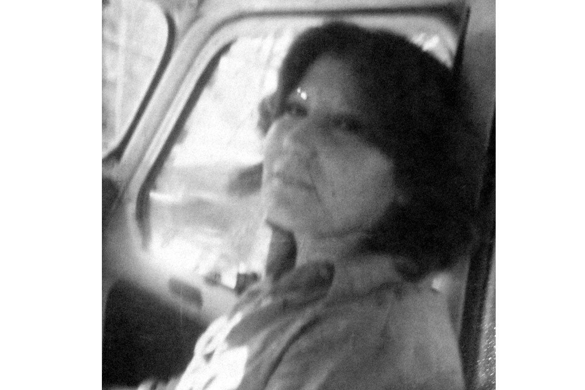 María Paz, cerca de los treinta años, en Argentina.