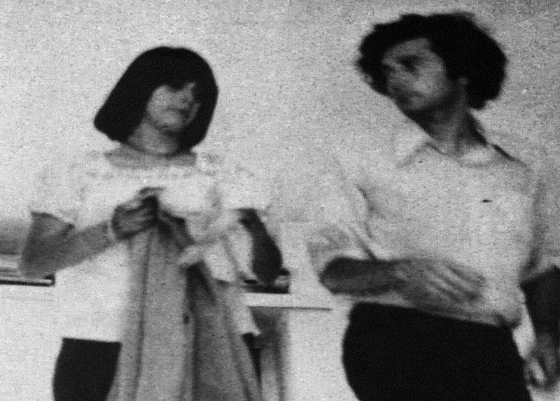 Carmen y Jorge Müller, años '70. Litoral central.