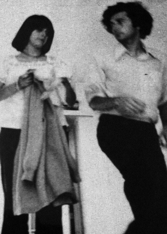 Jorge y Carmen, años '70.