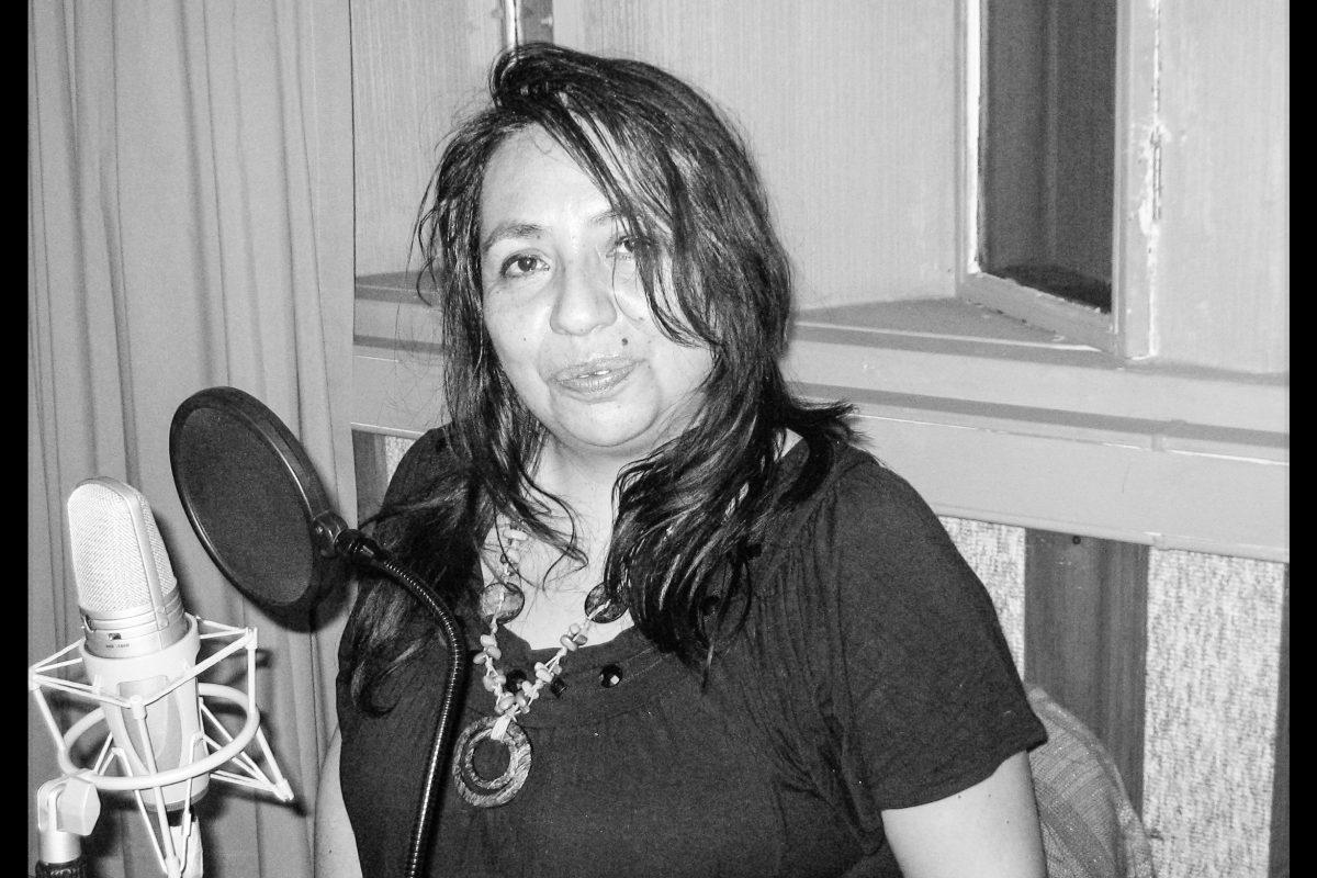 Tamara Callejas hija de María Isabel Beltrán